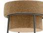 Preview: Domitalia Bouchon Barhocker anthrazit 46 cm