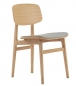 Preview: Norr11 NY11 Dining Chair, Natural, Kvadrat