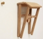 Mobile Preview: Form & Refine Angle Stool, Oak