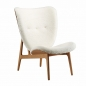 Mobile Preview: mammoth chair, natural, sheepskin white