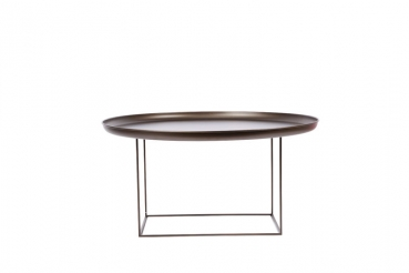 Norr11 Duke Coffee Table L Bronze