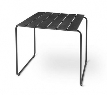 Mater Ocean Table Outdoor Tisch Schwarz
