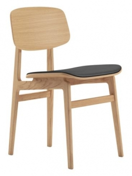 Norr11 NY11 Dining Chair, Natural, Leder
