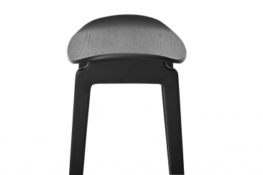 Norr11 NY11 Bar Chair Black