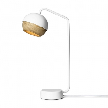 Mater Ray Table Lamp | White