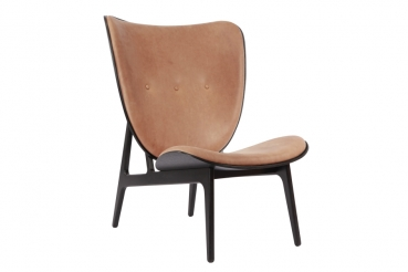 elephant chair, black, camel