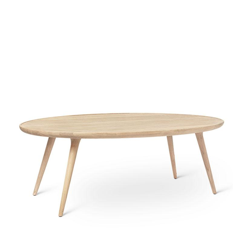 ammann raumgestaltung - accent oval lounge table mater