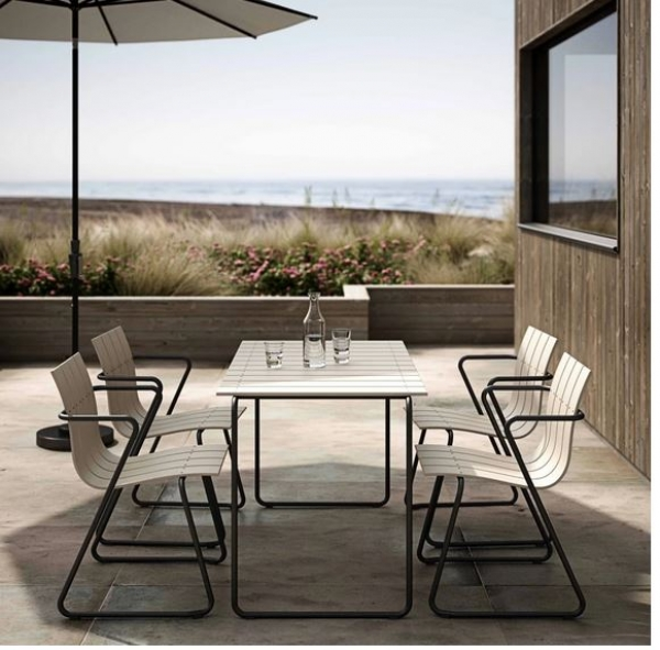 Mater Ocean Chair Outdoor Stuhl Sand