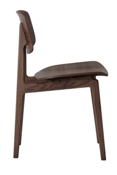 Norr11 NY11 Dining Chair, Dark Stained