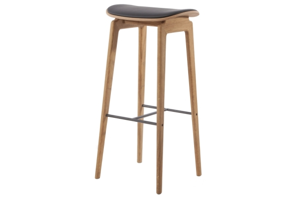 Norr11 NY11 Bar Chair, Natural, Leather