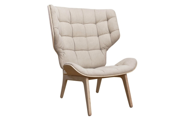Norr11 Mammoth Chair Nature, Canvas